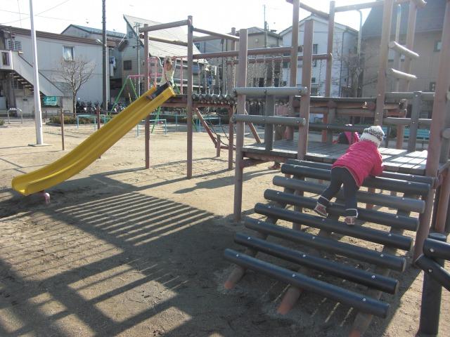 芝中田西公園:公園の旅!・・・...